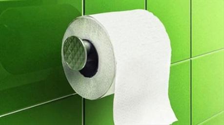 Mắc bệnh phụ khoa vì giấy vệ sinh