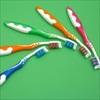 Mẹo làm đẹp với bàn chải đánh răng