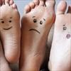 Nhìn ngón chân hái ra tiền, quý hiển...