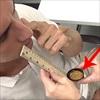 Để một ít bơ lạc dưới mũi sẽ dự đoán được bệnh cực nghiêm trọng
