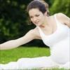 5 cách giúp bà bầu đối phó với tình trạng đau lưng khi mang thai