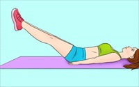 10 bài tập dễ dàng và đơn giản lấy lại vòng eo sau sinh