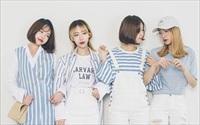 Bắt kịp xu hướng thời trang mùa hè xinh như con gái Hàn Quốc