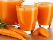 Lý do bạn nên uống nước ép cà rốt thường xuyên hơn