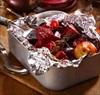 Dùng giấy bạc bọc thực phẩm có gây hại cho sức khỏe?