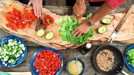 Nấu ăn có thể giúp bạn hạnh phúc hơn?