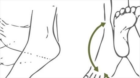 Đối phó với chứng chân tê mỏi, tê cứng do ngồi lâu