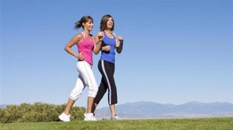 Có thể giảm tất cả các loại bệnh tật nhờ đi bộ 30 phút/ ngày
