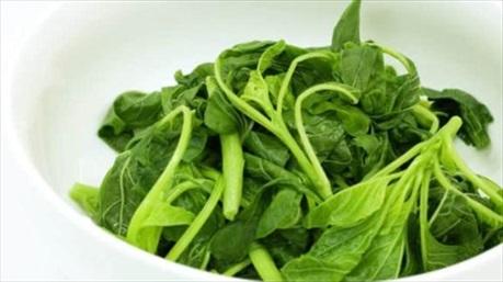 Rau dền: loại rau rẻ tiền, ăn thường xuyên để sống lâu hơn