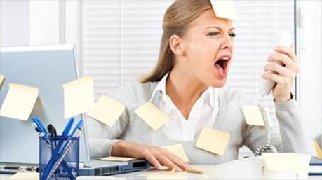 Mỗi ngày, bạn phải đối mặt với những loại stress nào?