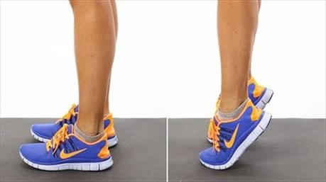 3 phút kiễng chân mỗi ngày sẽ xảy ra điều kỳ diệu gì cho sức khỏe?
