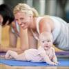 3 bài tập giúp mẹ bầu lấy lại vóc dáng sau sinh nhanh chóng