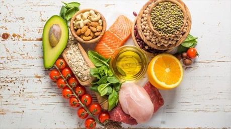 Chế độ ăn DASH giảm 50% nguy cơ suy tim ở tuổi trung niên