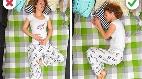 Thay đổi tư thế ngủ, sức khỏe của bạn sẽ có cải biến bất ngờ