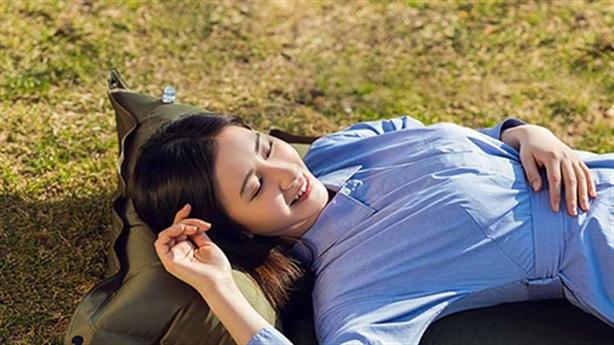 Những lợi ích cực tuyệt vời với sức khỏe khi ngủ ngoài trời