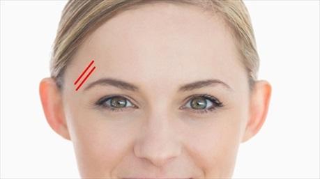 Đang trẻ mà trên mặt có nếp nhăn ở những vị trí này, cẩn thận sức khỏe đang nguy cấp