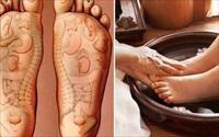 Chuyên gia Đông y nổi tiếng Trung Quốc tiết lộ bí quyết ngâm chân giúp sống thọ