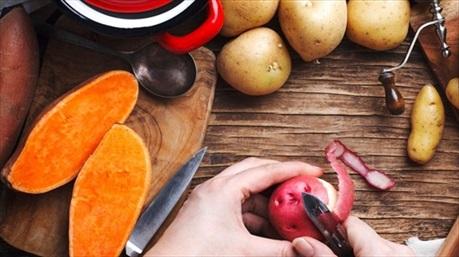 Đây là lý do ăn khoai lang lại tốt cho sức khỏe hơn khoai tây
