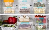 5 mẹo thông minh sắp xếp thực phẩm trong tủ lạnh để giảm cân hiệu quả