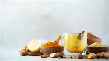 Công thức pha trà gừng nghệ giúp giảm đau khớp hiệu quả